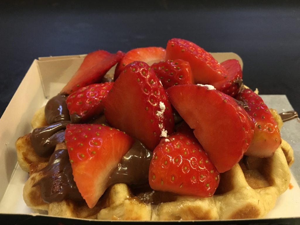 The Waffle Factory, Brussels